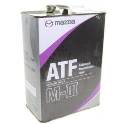 МАСЛО ТРАНСМИССИОННОЕ MAZDA ATF M-3 4л
