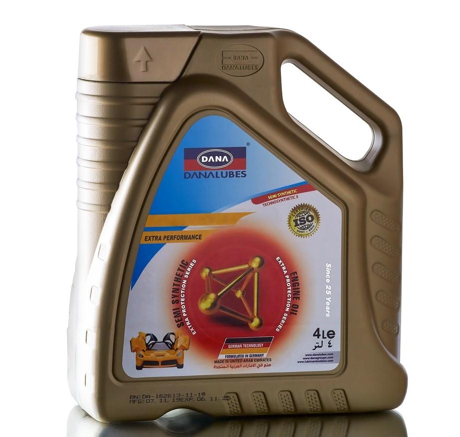 DANA SAE 5W-50 SYNTHETIC API SN/CF 4л*6шт масло моторное 5504С
